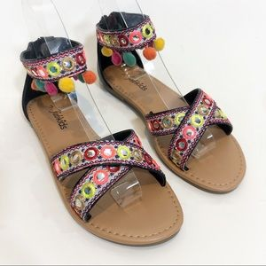 Fabkids Bohemian Style Sandals